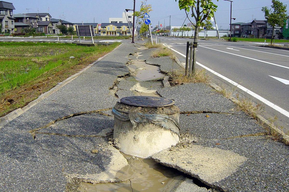 İsveç'te Deprem