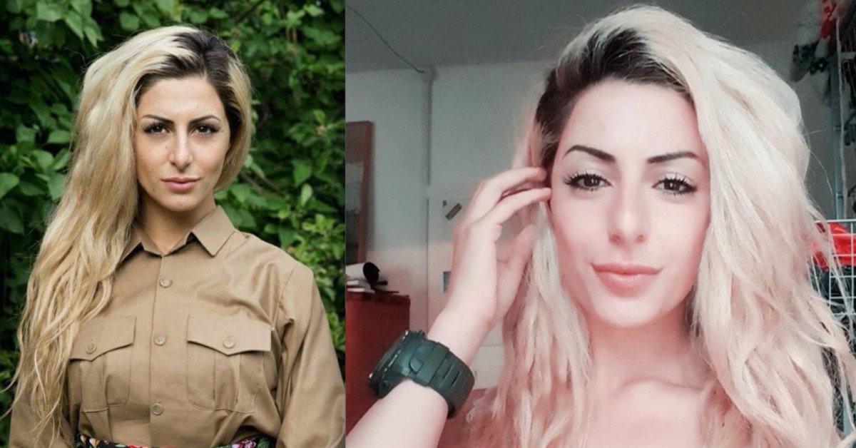 Danimarka'dan YPG'ye katılan Palani: IŞİD beni seks kölesi yapmak istiyor