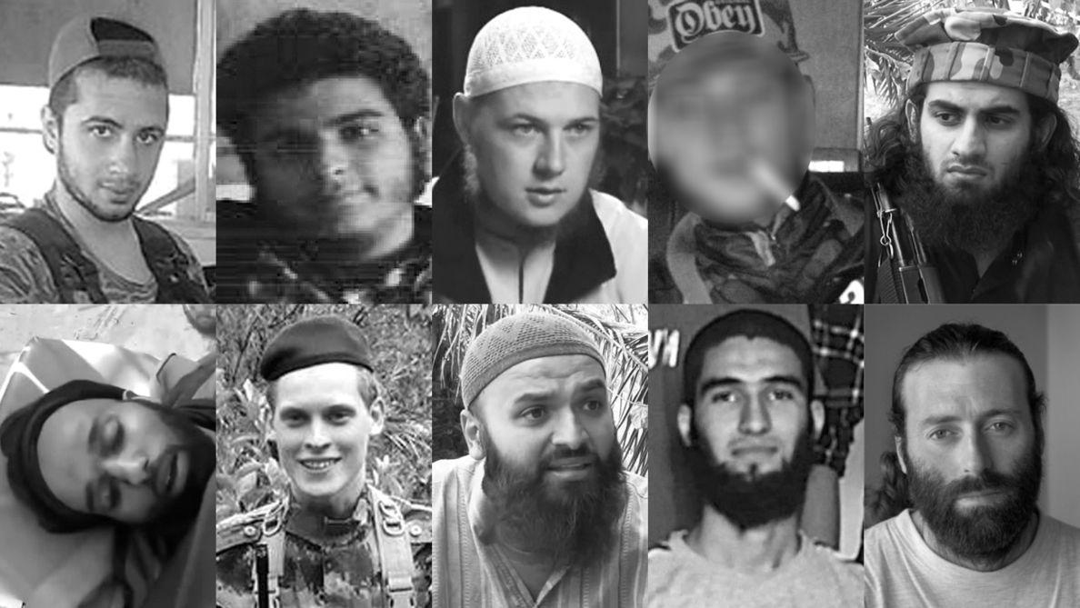 İlk Deaş'lı terörist Danimarka'ya bugün deport ediliyor